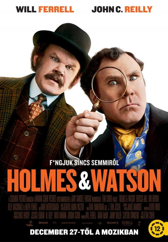 Regarder Holmes & Watson en streaming complet