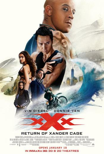 Regarder xXx : Reactivated en streaming complet