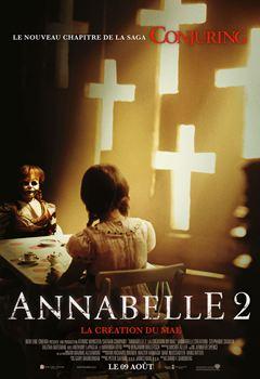 Regarder Annabelle 2 : la Création du Mal en streaming complet