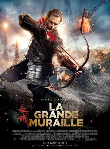 Regarder La Grande Muraille en streaming complet