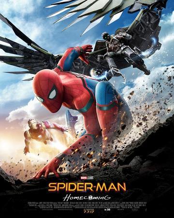 Regarder Spider-Man: Homecoming en streaming complet
