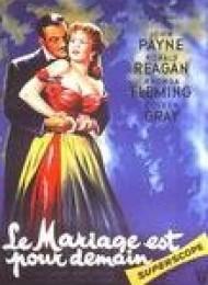 Regarder Le mariage est pour demain en streaming complet
