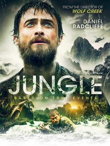 Regarder Jungle (2017) en streaming complet