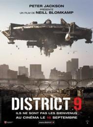 Regarder District 9 en streaming complet