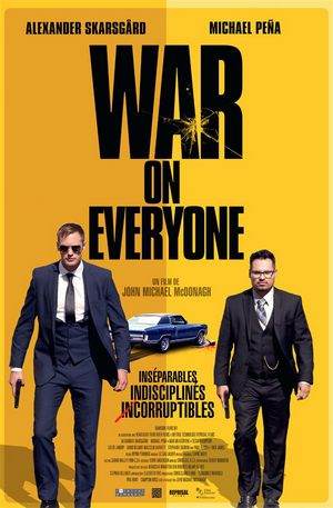 Regarder War On Everyone en streaming complet