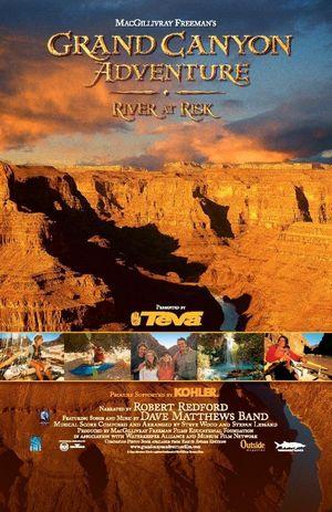 Grand canyon, fleuve en péril