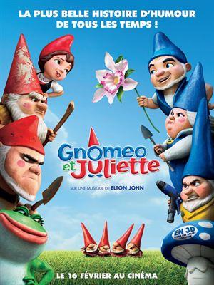 Gnomeo et Juliette