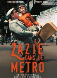 Regarder Zazie dans le métro en streaming complet