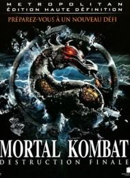 Mortal Kombat, destruction finale