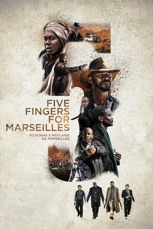 Regarder Five Fingers for Marseilles en streaming complet