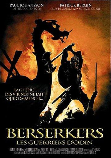 Berserker, Les guerriers d'Odin