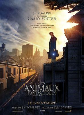 Regarder Les Animaux fantastiques en streaming complet