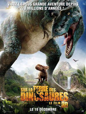 Sur la terre des dinosaures, le film 3D