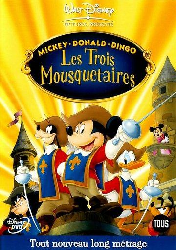 Mickey, Donald, Dingo : Les Trois Mousquetaires (V)