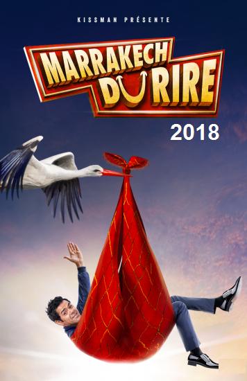 Jamel Et Ses Amis Au Marrakech Du Rire 2018