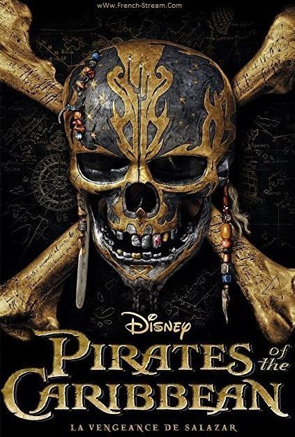 Regarder Pirates des Caraïbes : La Vengeance de Salazar en streaming complet