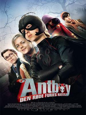 Antboy : La revanche de Red Fury