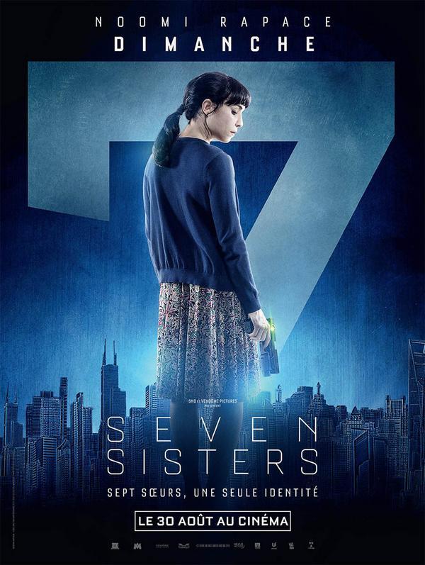 Regarder Seven Sisters en streaming complet