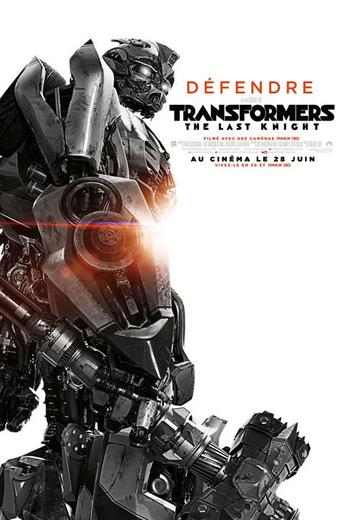 Regarder Transformers: The Last Knight en streaming complet