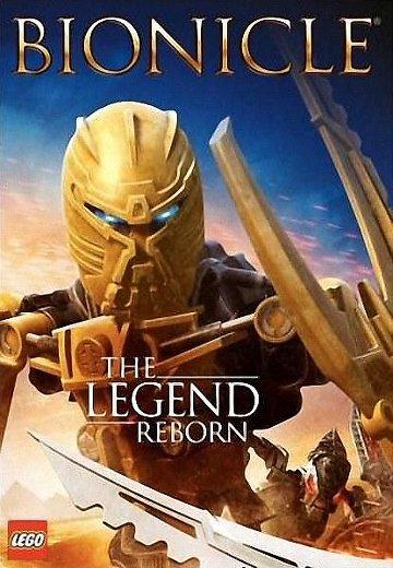 Bionicle: La Légende Renaît
