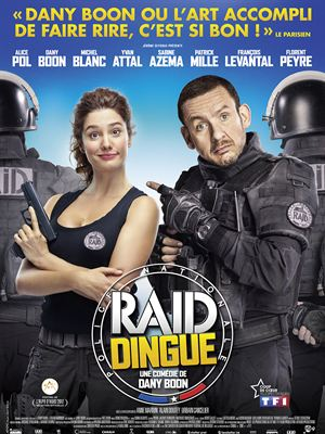 Regarder RAID Dingue en streaming complet