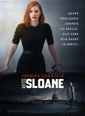 Regarder Miss Sloane en streaming complet