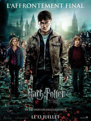 Harry Potter et les Reliques de la Mort, 2ème partie