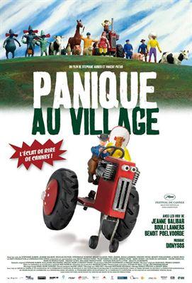 Panique au village