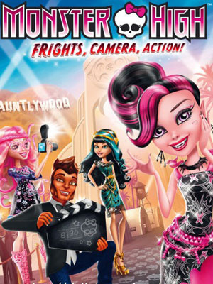 Monster High - Frisson, caméra, action !