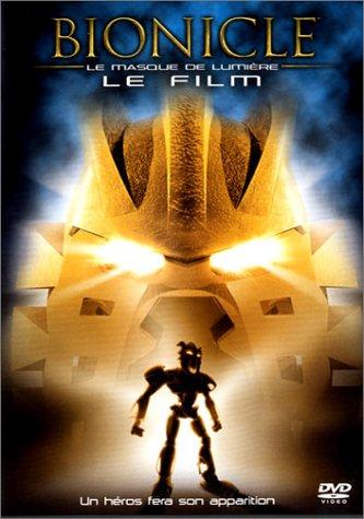 Bionicle, le masque de lumière