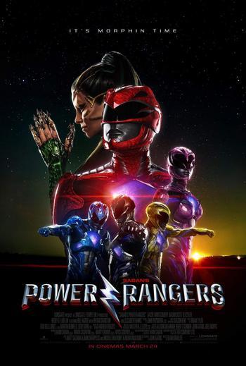 Regarder Power Rangers en streaming complet